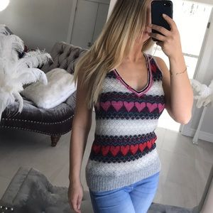 Delia's Knit Button Top